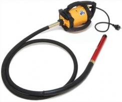 DINGO AX TDX Prenosni električni vibrator z gibljivo Cev