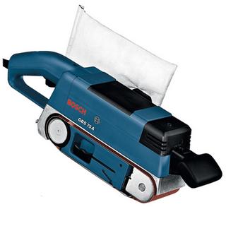 Tračni brusilnik Bosch GBS 75 AE Professional